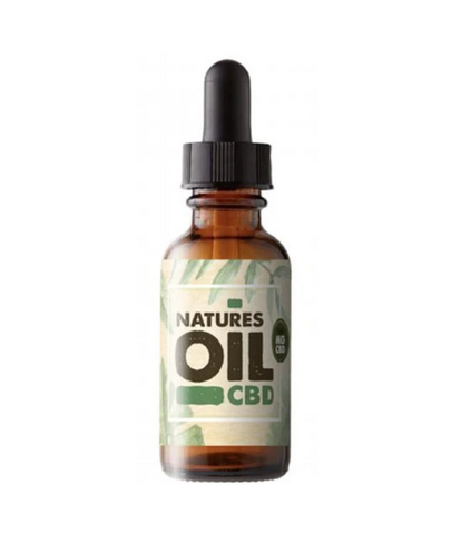 NATURES OIL CBD ORAL OIL TINCTURE 300MG - 20ML