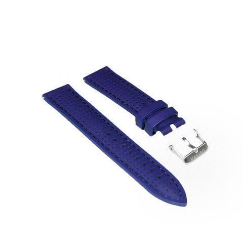 Blue Silicone - Karibu Watches