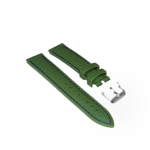 Green Silicone - Karibu Watches