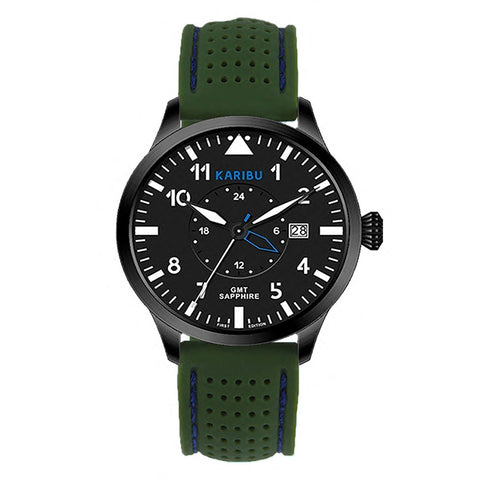 Military Pilot - Karibu Watches