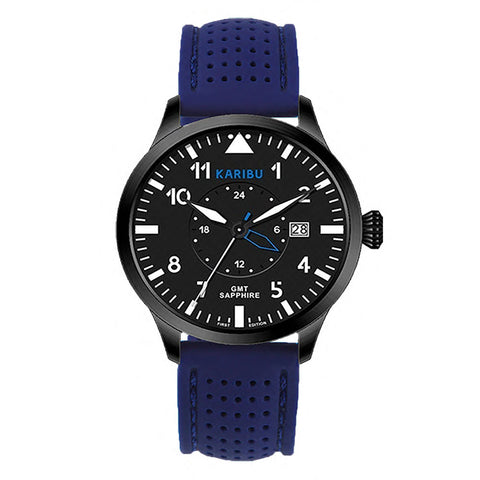 Navy Pilot - Karibu Watches