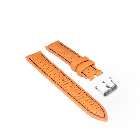 Orange Silicone - Karibu Watches