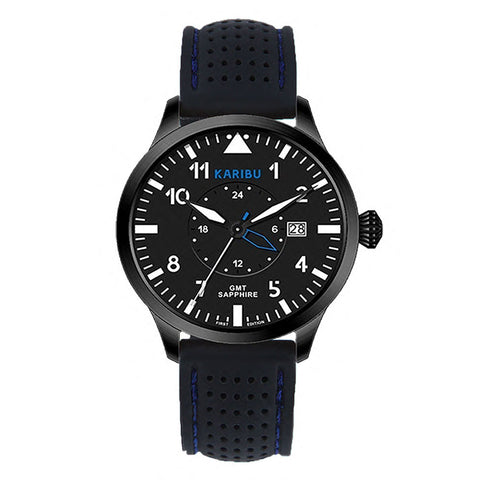 Stealth Bomber - Karibu Watches
