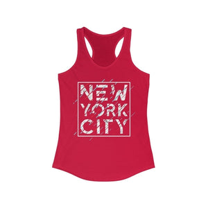 Women's Sleeveless Tank Top - ''New York City''
