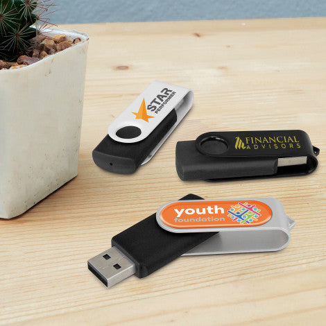 Helix 8GB Flash Drive