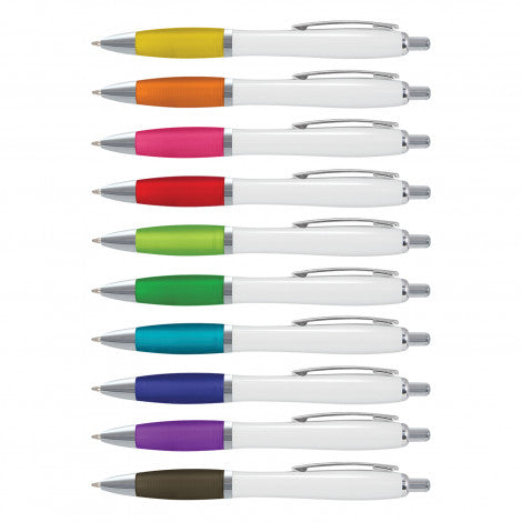 Vistro Pen - White Barrel