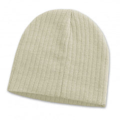 Nebraska Cable Knit Beanie