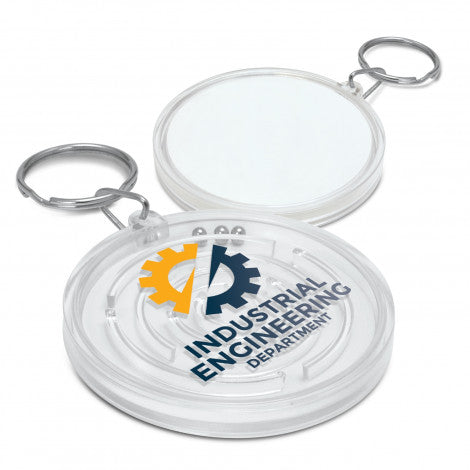 Puzzle Key Ring