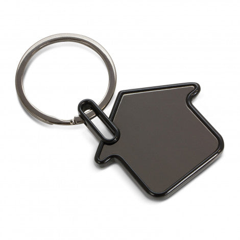 Capital House Key Ring