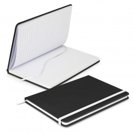 Omega Black Notebook