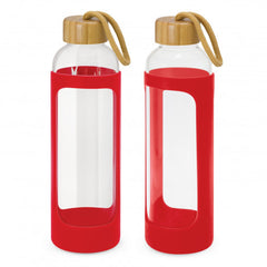 Eden Glass Bottle - Silicone Sleeve
