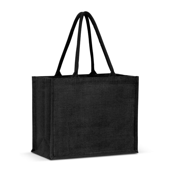 Torino Jute Tote Bag - Colored