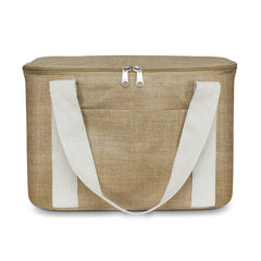 Jute Cooler Bag - Medium