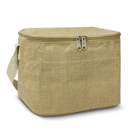 Jute Cooler Bag - Small