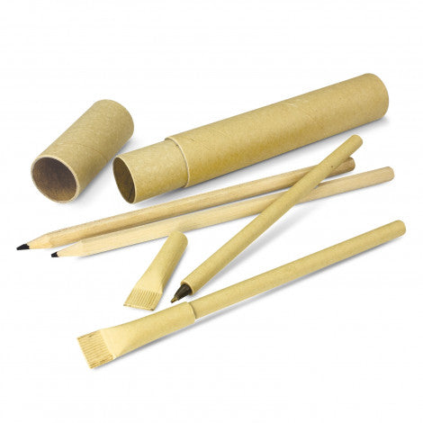 Eco Pen & Pencil Set
