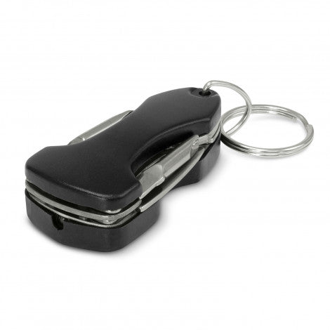 Mustang Multi-Tool Key Ring