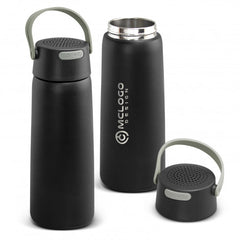 Bluetooth Speaker Vacuum Bottle