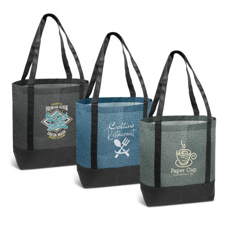 Non Woven Armada Heather Tote Bag
