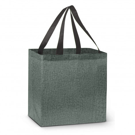 Non Woven City Shopper Heather Tote Bag