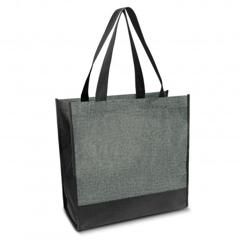 Non Woven Civic Shopper Heather Tote Bag