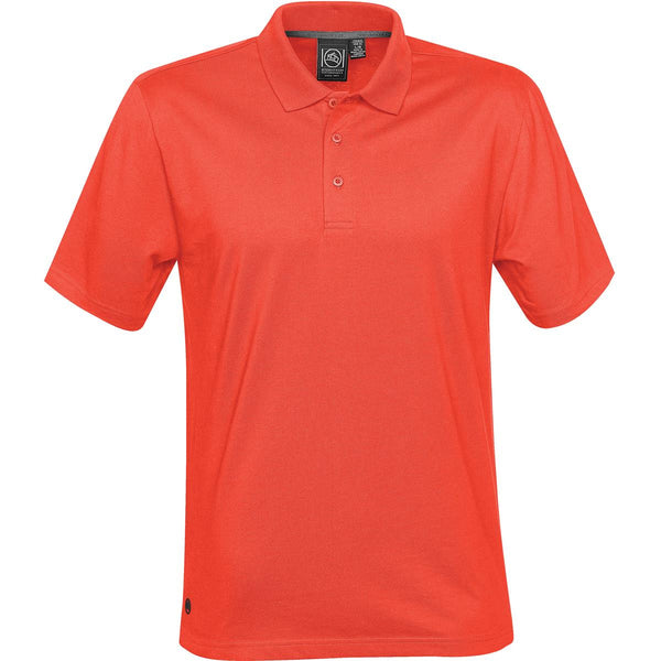 MEN'S OASIS LIQUID COTTON POLO