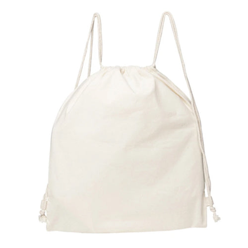 Calico/Cotton Drawstring Bag