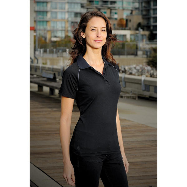 WOMEN PIRANHA PERFORMANCE POLO