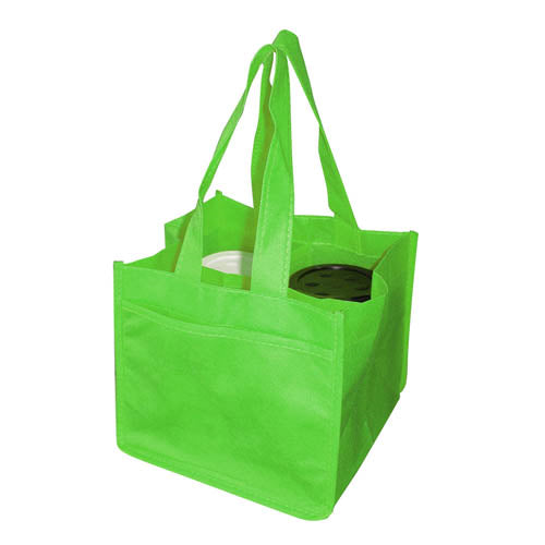 Non Woven 4 Coffee Cup Bag