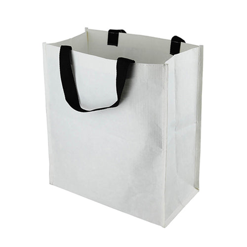 Warp and Weft Paper Bag
