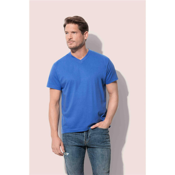 MEN'S CLASSIC-T V-NECK