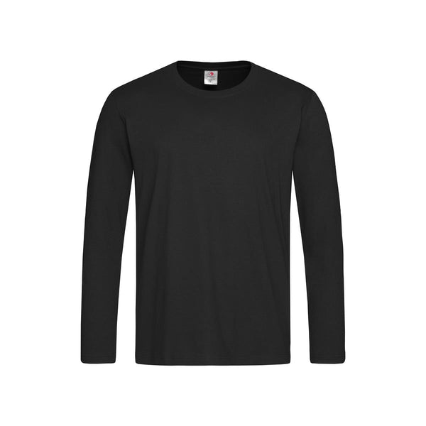 MEN'S CLASSIC-T LONG SLEEVE