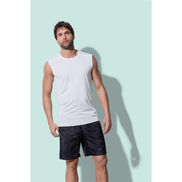 MEN'S ACTIVE 140 SLEEVELESS