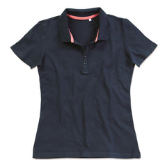 WOMEN'S PREMIUM COTTON POLO