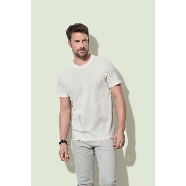 MEN'S JAMES ORGANIC CREW NECK