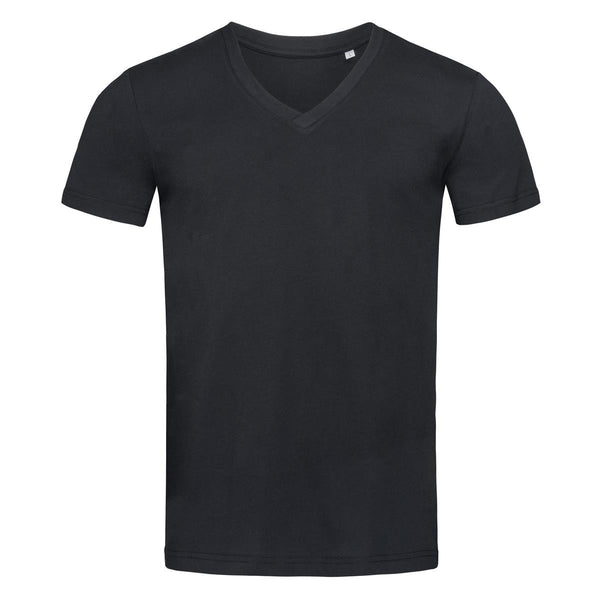 MEN'S JAMES ORGANIC V-NECK