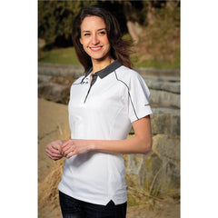 WOMEN'S CROSSOVER POLO