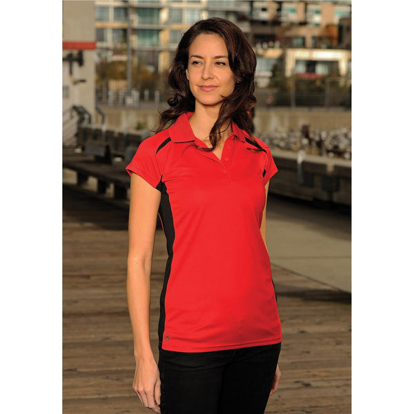 WOMEN'S MATCH TECHNICAL POLO