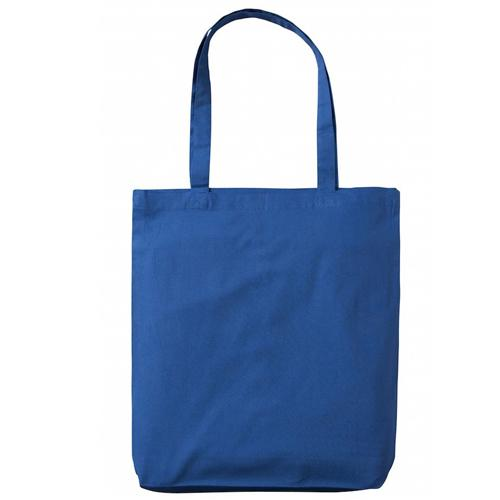 Calico/Cotton Blue Tote Bag