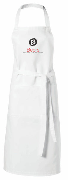 Bib Apron With Front Pockets