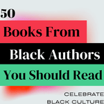50 Books by Black Authors You Should Read | Sweet Nectar Beauty