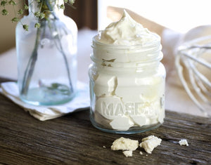 DIY: 3-Ingredient Homemade Body Butter