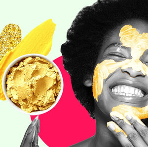 Get Your Glow On With These 3 DIY Turmeric Mask Recipes