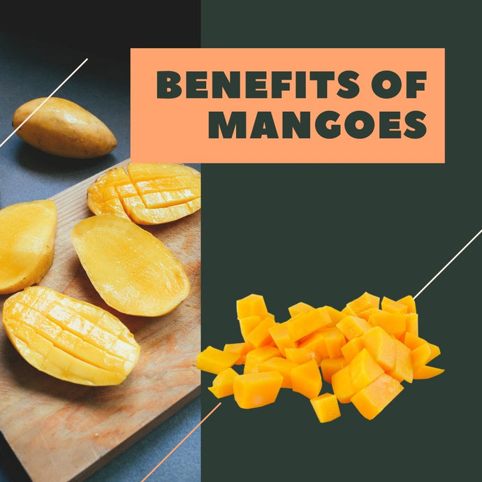 The King of Fruits for Skin Health: Mangoes