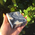 Black Forest Charcoal Men Soap - Sweet Nectar Beauty
