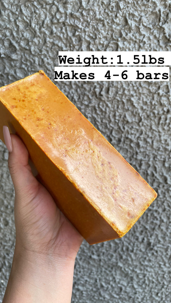 Wholesale Turmeric Loaves