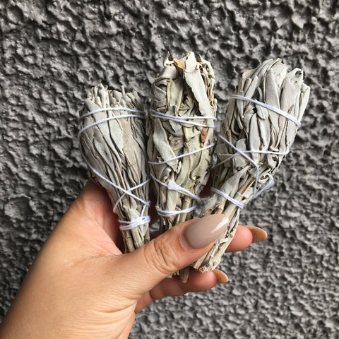 Smudging Bundles - Sweet Nectar Beauty