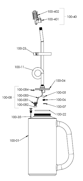 Drip Torch Parts and Components