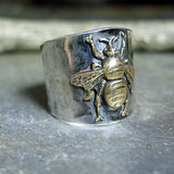Large Bumblebee Ring - The Garden Bee