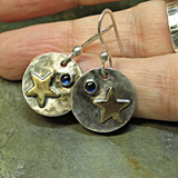 Star Dangle Earrings - Wish Upon a Star