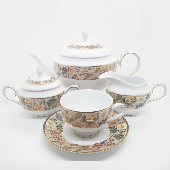 Dankotuwa Allure 11pcs Tea Set